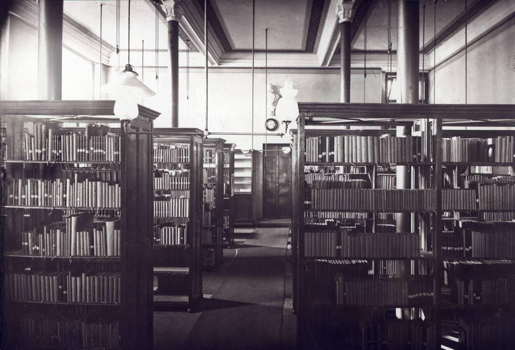 Ottendorfer Bibliothek